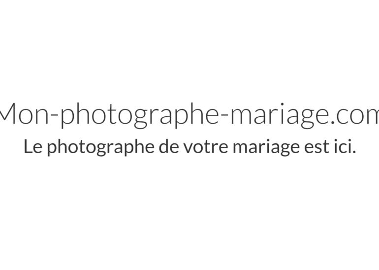 logo site mon-photographe-mariage