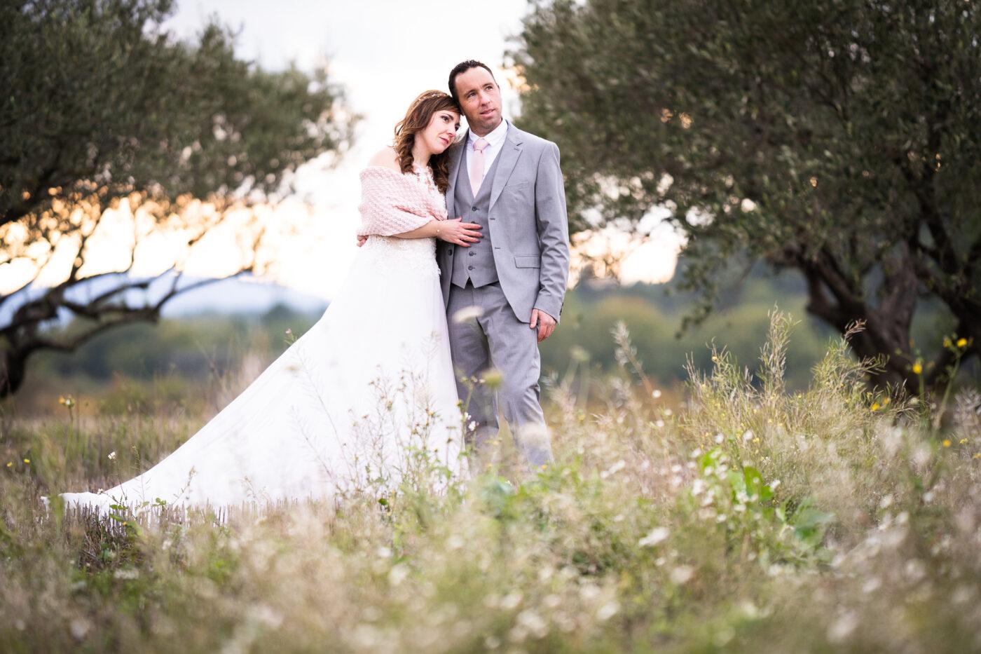 photos de couples lors d'un mariage
